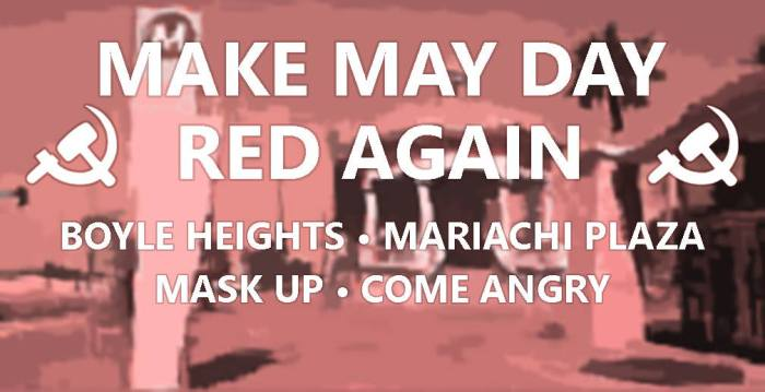 Make May Day Red Again!